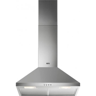 AEG DKB2630M 60cm Stainless Steel Wall- Mounted Chimney Extractor
