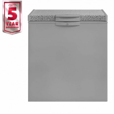 Defy 195L Metalic Chest Freezer