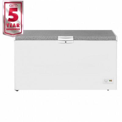 Defy DMF456 481L White CF530HC Chest Freezer