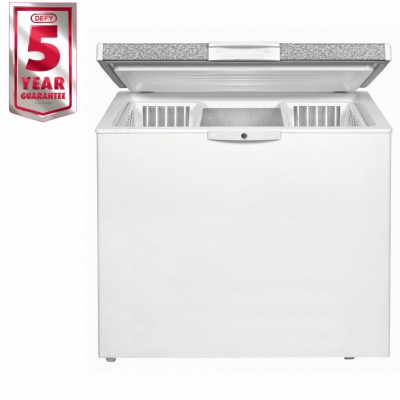 Defy 254L White Chest Freezer