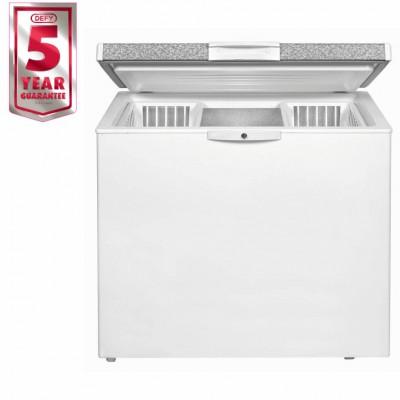 Defy DMF473 254L White CF300HC Eco Chest Freezer