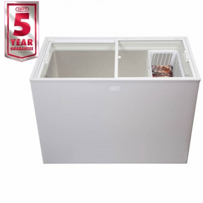 Defy Glass Top Chest Freezer