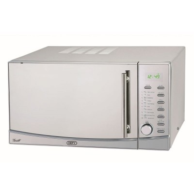 Defy 34L Grill Microwave