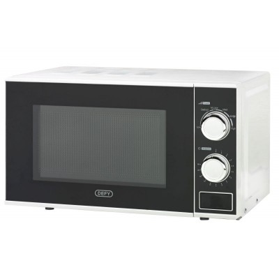 Defy DMO367 20L White Manual Microwave