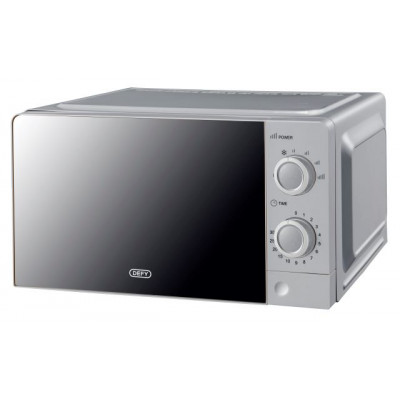 Defy DMO381 20L Mirror Manual Microwave