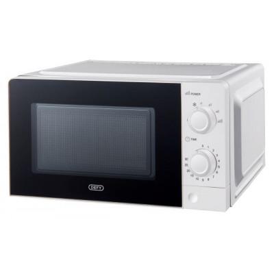 Defy DMO384 20L White Manual Microwave