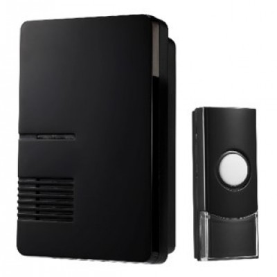 DigiTech Wireless Digital Chime - Black