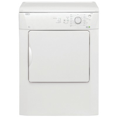 Defy 8kg White Air-Vented Dryer
