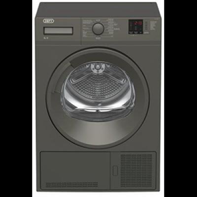 Defy DTD320 8kg Manhattan Grey Condenser Dryer