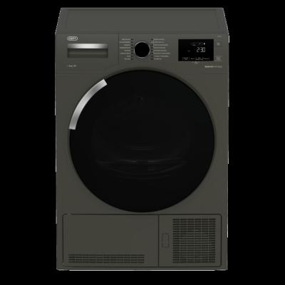 Defy DTD321 8kg Manhattan Grey Heat Pump Dryer