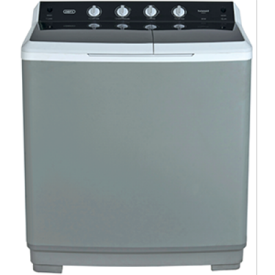 Defy DTT151 15KG Metallic 1500 Twinmaid  Twin Tub Washing Machine