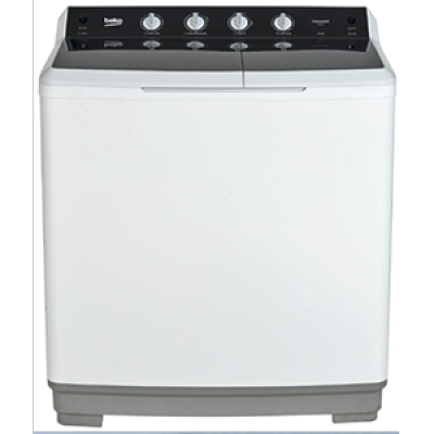 Defy DTT152 15KG White 1500 Twinmaid Twin Tub Washing Machine