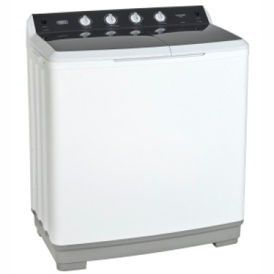 Defy DTT180  18KG White 1800 Twinmaid Twin Tub Washing Machine