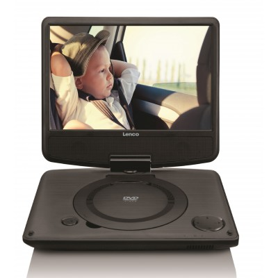 "Lenco OL1425 9"" Portable DVD Player"