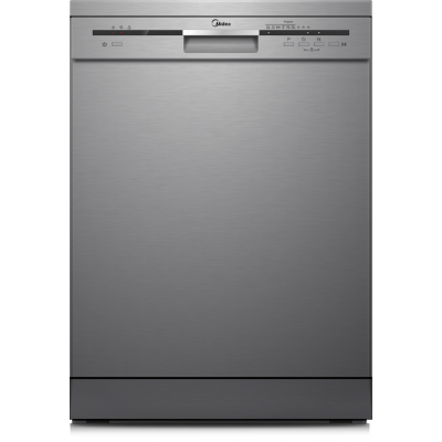 Midea 13 Place Full Size Dishwasher - Stainless Steel