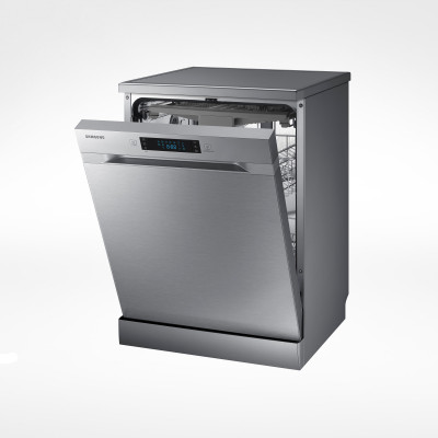 Samsung DW60M5070FS 14 Place Freestanding Dishwasher with Wide Led Display