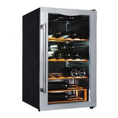 Defy DWE1-15 115L Silver 500mm Wine Cooler