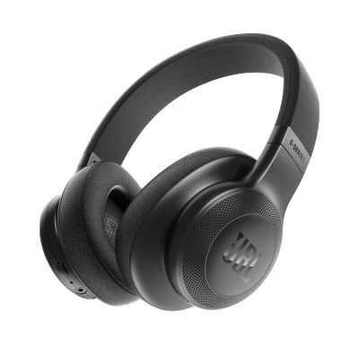 JBL E55 Bluetooth Wireless Over-Ear Headphones- Black