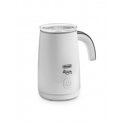 Delonghi ZA0132043000 EMF2.W Alicia Latte Milk Frother