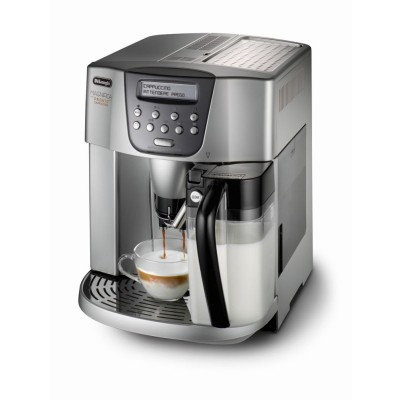 Delonghi Fully Automatic 1.8L Silver Coffee Machine