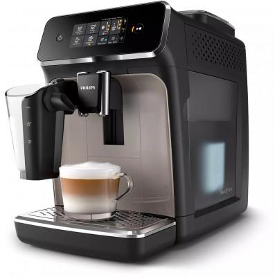 Philips EP2235/40 Beverages LatteGo Zinc Fully Automatic Espresso Machine