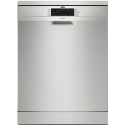 AEG FFB63700PM 15 Place Stainless Steel Dishwasher