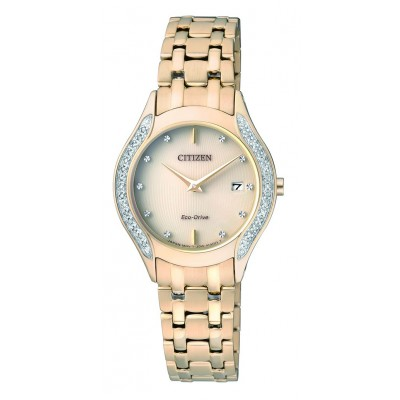 Citizen Ladies Diamond Collection GA1062-51P Watch