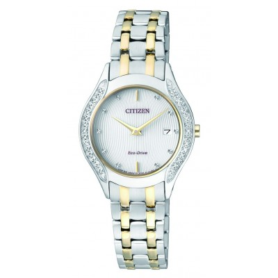 Citizen Ladies Diamond Collection GA1064-56A Watch