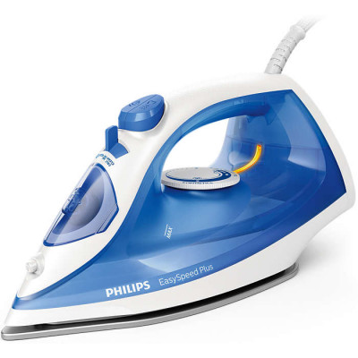 Philips GC2141/24 2000W Easyspeed Plus Steam Iron - Blue