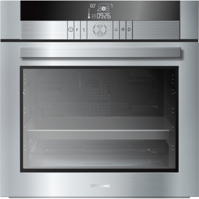 Grundig GEBM 34003 X 600mm Inox Built-In Multifunction Oven