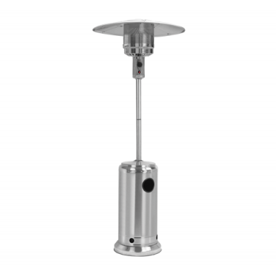 Alva GHP18 Stainless Steel Patio Heater With Segmented Pole