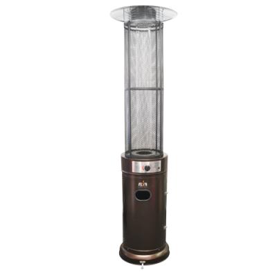 Alva GHP24 Circular Medium Glass Tube Patio Heater