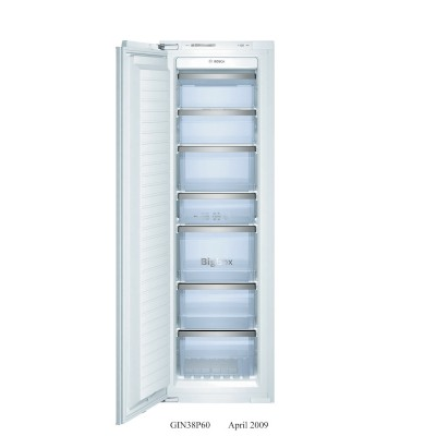 Bosch 237L Built-In Full Freezer