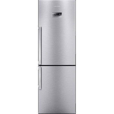 Grundig GKN 16820 X 318L Stainless Steel Combi Fridge Freezer