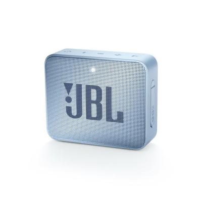 JBL Go 2 Wireless Portable Speaker - Cyan