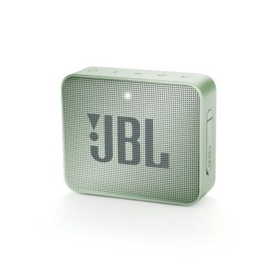 JBL Go 2 Wireless Portable Speaker - Green