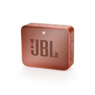 JBL Go 2 Wireless Portable Speaker - Cinnamon