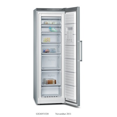 Siemens Upright Freezer