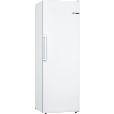 Bosch Serie 2 GSN29VW31Z 195L Single Door Full Freezer White
