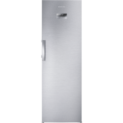 Grundig GSN 10720 X 344L Stainless Steel Upright Fridge