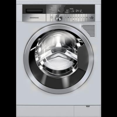 Grundig GWD 59400 SC 9KG Wash + 6KG Dry Silver Front Loader