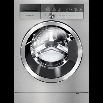 Grundig GWN 512440 SC 12KG Metallic Eco Champ Washing Machine with Steam Function