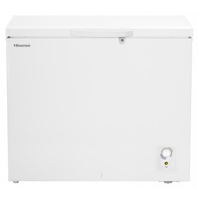 Hisense 205L White Chest Freezer