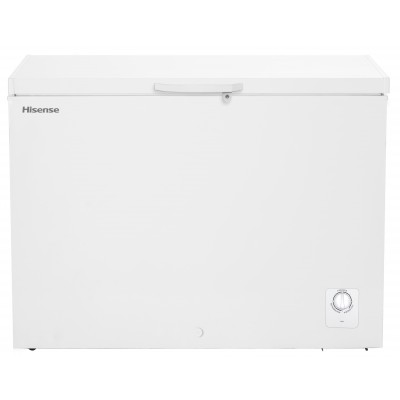 Hisense 250L White Chest Freezer
