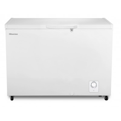 Hisense 310L White Chest Freezer