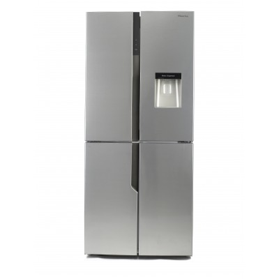 Hisense 476L Side By Side With Water Dispenser Fridge