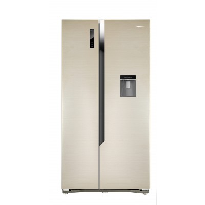 Hisense 516L Side By Side With Water Dispenser Fridge