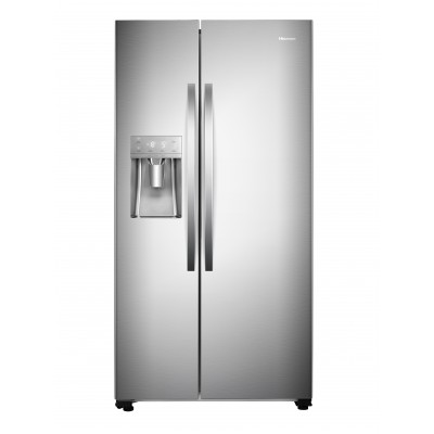 Hisense 535L Side By Side With Ice/Water Dispenser Fridge