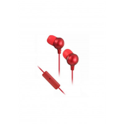 JVC HA-FR36R-K In Ear Headphones Red