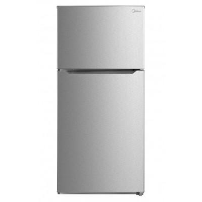 Midea 652L Net A+ Combi Top Freezer Stainless